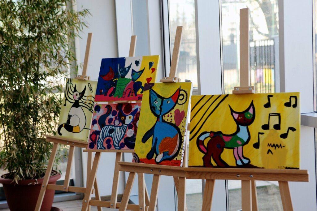milieu artistique paris